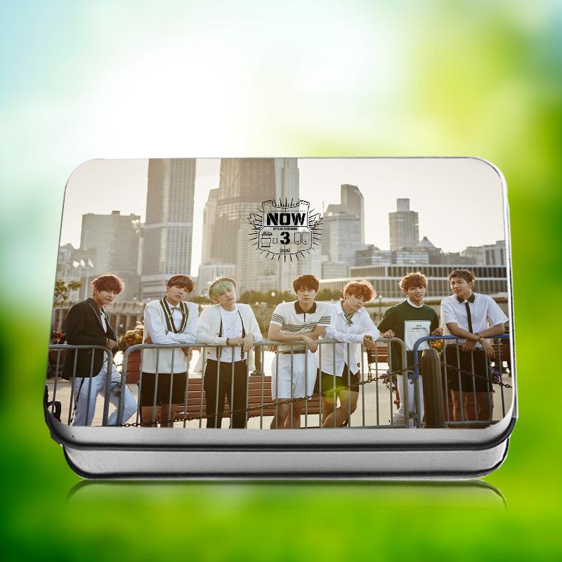 LOMO BOX SET BTS NOW3 (30pc)