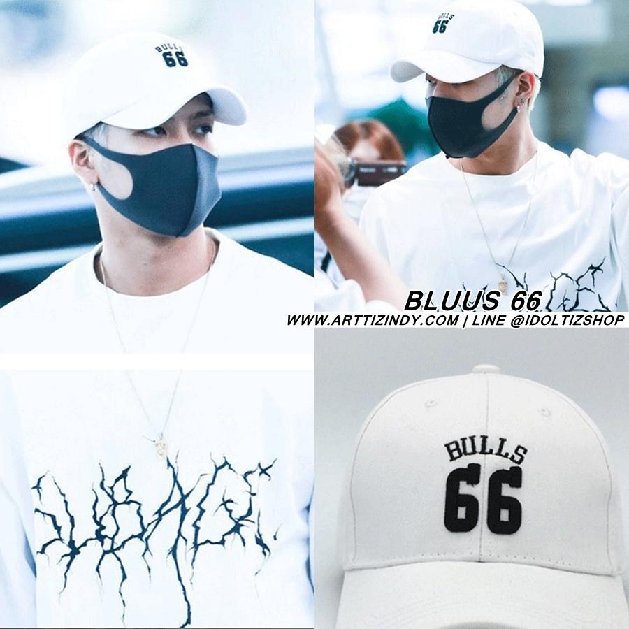 หมวก BLUUS 66 WHITE แบบ Jackson