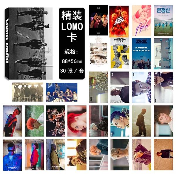 Lomo Card Set BIGBANG MADE (30pc)