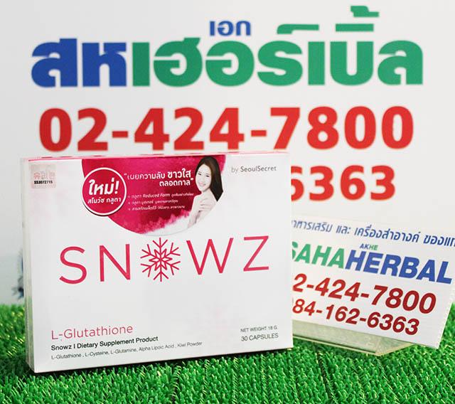 Seoul Secret Snowz โซล ซีเคลท สโนว์ โปร 1 ฟรี 1 SALE 62-84%