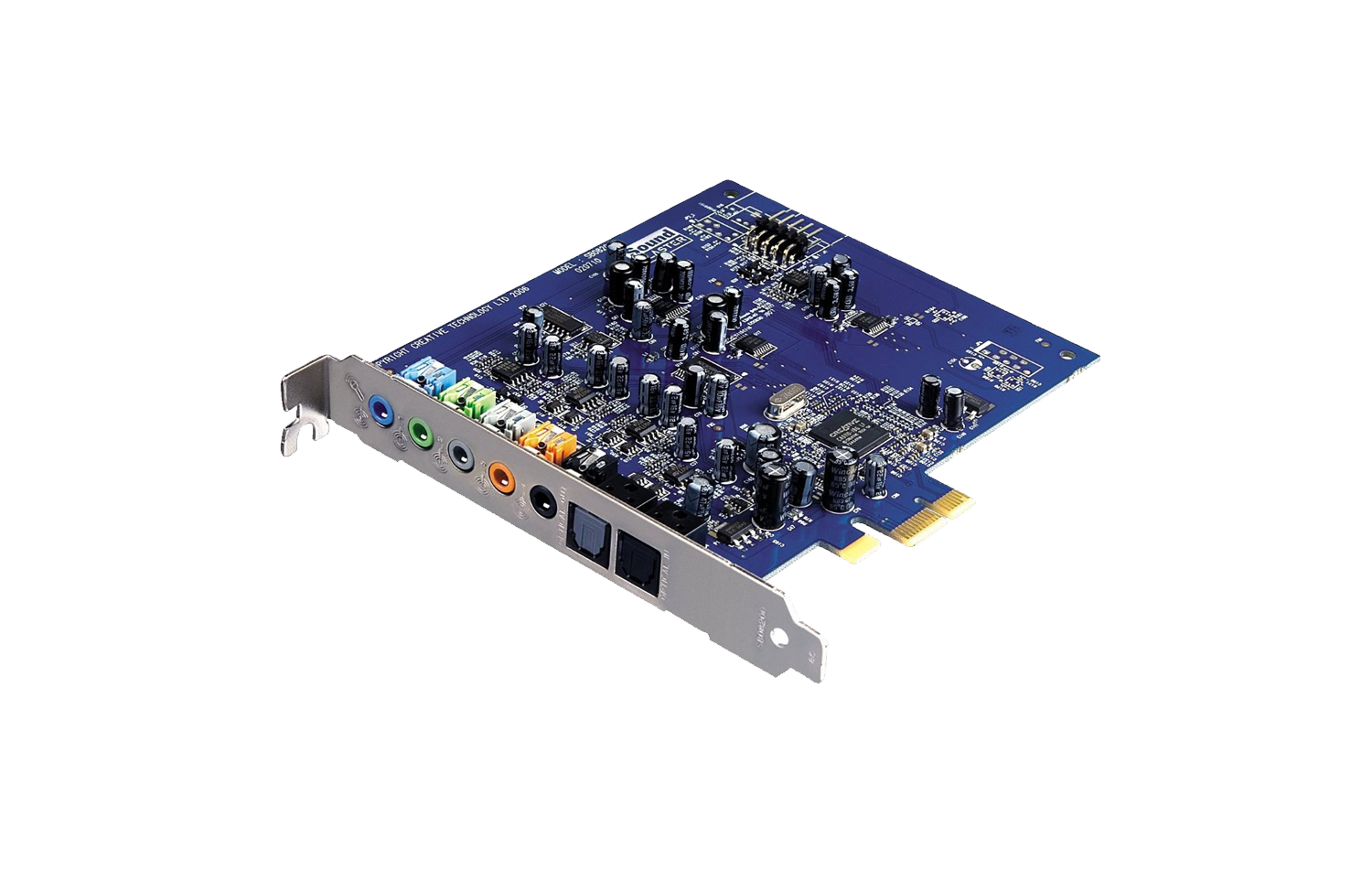 CREATIVE PCI EXPRESS X-FI XTRAEME AUDIO