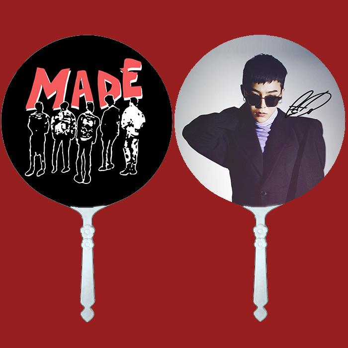 พัด Bigbang made final member -ระบุสมาชิก-