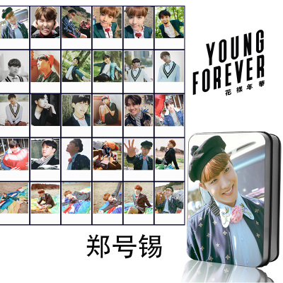 LOMO BOX SET BTS Young Forever - J-HOPE (30pc)