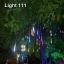 ไฟดาวตก LED 80 cm. สีเขียว (ไฟฝนดาวตก) thumbnail 8