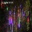 ไฟดาวตก LED 80 cm. สีเขียว (ไฟฝนดาวตก) thumbnail 9