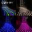 ไฟตาข่าย LED ขนาดใหญ่ 3x3 m. สีเขียว (กระพริบ) thumbnail 3