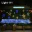 ไฟตาข่าย LED ขนาดใหญ่ 3x3 m. สีเขียว (กระพริบ) thumbnail 16
