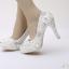 รองเท้าเจ้าสาวประดับมุขสวยหรู ไซต์ 34-39 สูง 4,4.8,5.6 thumbnail 3