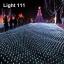 ไฟตาข่าย LED ขนาดใหญ่ 3x3 m. สีเขียว (กระพริบ) thumbnail 13