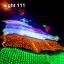 ไฟตาข่าย LED ขนาดใหญ่ 3x3 m. สีเขียว (กระพริบ) thumbnail 11