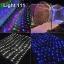 ไฟตาข่าย LED ขนาดใหญ่ 3x3 m. สีเขียว (กระพริบ) thumbnail 8