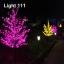 ไฟต้นไม้ (ซากุระ) LED 2 ม.1152 led สีขาว thumbnail 4