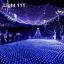 ไฟตาข่าย LED ขนาดใหญ่ 3x3 m. สีเขียว (กระพริบ) thumbnail 9