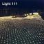 ไฟตาข่าย LED ขนาดใหญ่ 3x3 m. สีเขียว (กระพริบ) thumbnail 10