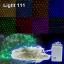 ไฟตาข่าย LED ขนาดใหญ่ 3x3 m. สีเขียว (กระพริบ) thumbnail 5