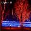 ไฟตาข่าย LED ขนาดใหญ่ 3x3 m. สีเขียว (กระพริบ) thumbnail 14