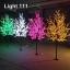ไฟต้นไม้ (ซากุระ) LED 2 ม.1152 led สีขาว thumbnail 3