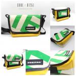 Freitag รุ่น F41 [ ขาว-เขียว,เหลือง] อาร์ทตัว IE