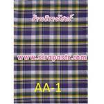 ผ้าป้าย-ชาย AA-1 (ภาคใต้/อินโดนีเซีย/มาเลเซีย/บรูไน) *รายละเอียดในหน้าฯ