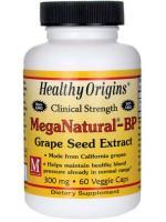 Healthy Origins-MegaNatural-BP Grape Seed Extract 300mg 60 capsules เมล็ดองุ่นที่โด่งดังในpantip เพื่อผิวขาว กระจ่างใส ลดริ้วรอยและฝ้ากระ