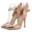รองเท้าส้นสูง ไซต์ 35-40 สีทอง/ดำ/เงิน thumbnail 14