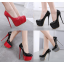 รองเท้าส้นสูง ไซต์ 35-40 สีดำ/แดง/ดำพื้นแดง/ดำพื้นเงิน thumbnail 1