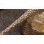 รองเท้าส้นสูง ไซต์ 34-40 สี : ทอง/เงิน/ดำ thumbnail 2