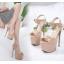 รองเท้าส้นสูงสรนู๊ด/ดำ ไซต์ 35-40 thumbnail 3