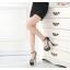 รองเท้าส้นสูงพลาสติกใสติดหมุด ไซต์ 35-40 thumbnail 2