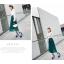 รองเท้าส้นสูงผ้าไหมเทียมสวยหรูสีม่วง/ฟ้า/แดง/ดำ ไซต์ 34-43 thumbnail 9