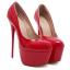 รองเท้าส้นสูง ไซต์ 35-40 สีดำ/แดง/ดำพื้นแดง/ดำพื้นเงิน thumbnail 8