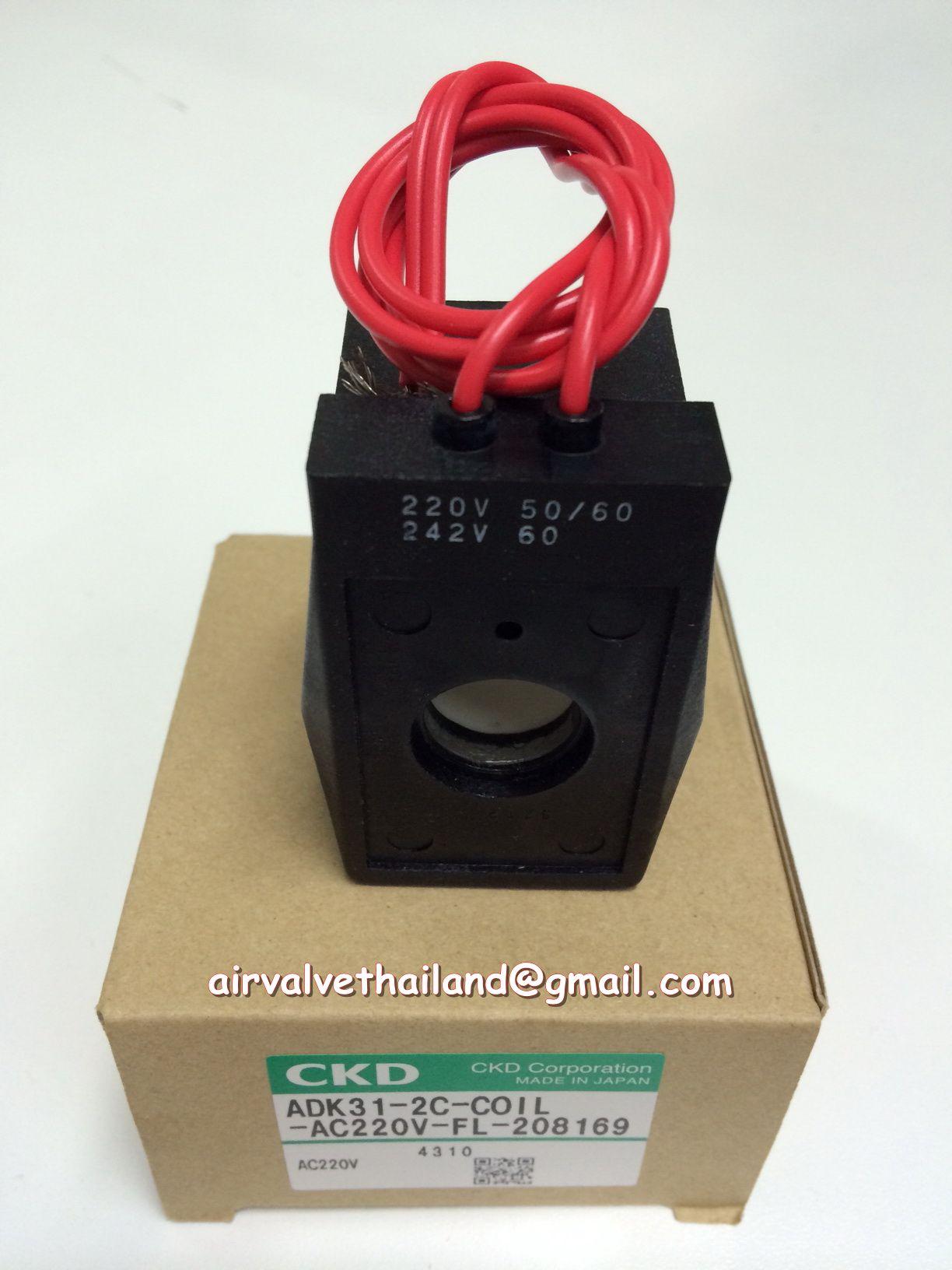 CKD COIL ADK31-2C AC220