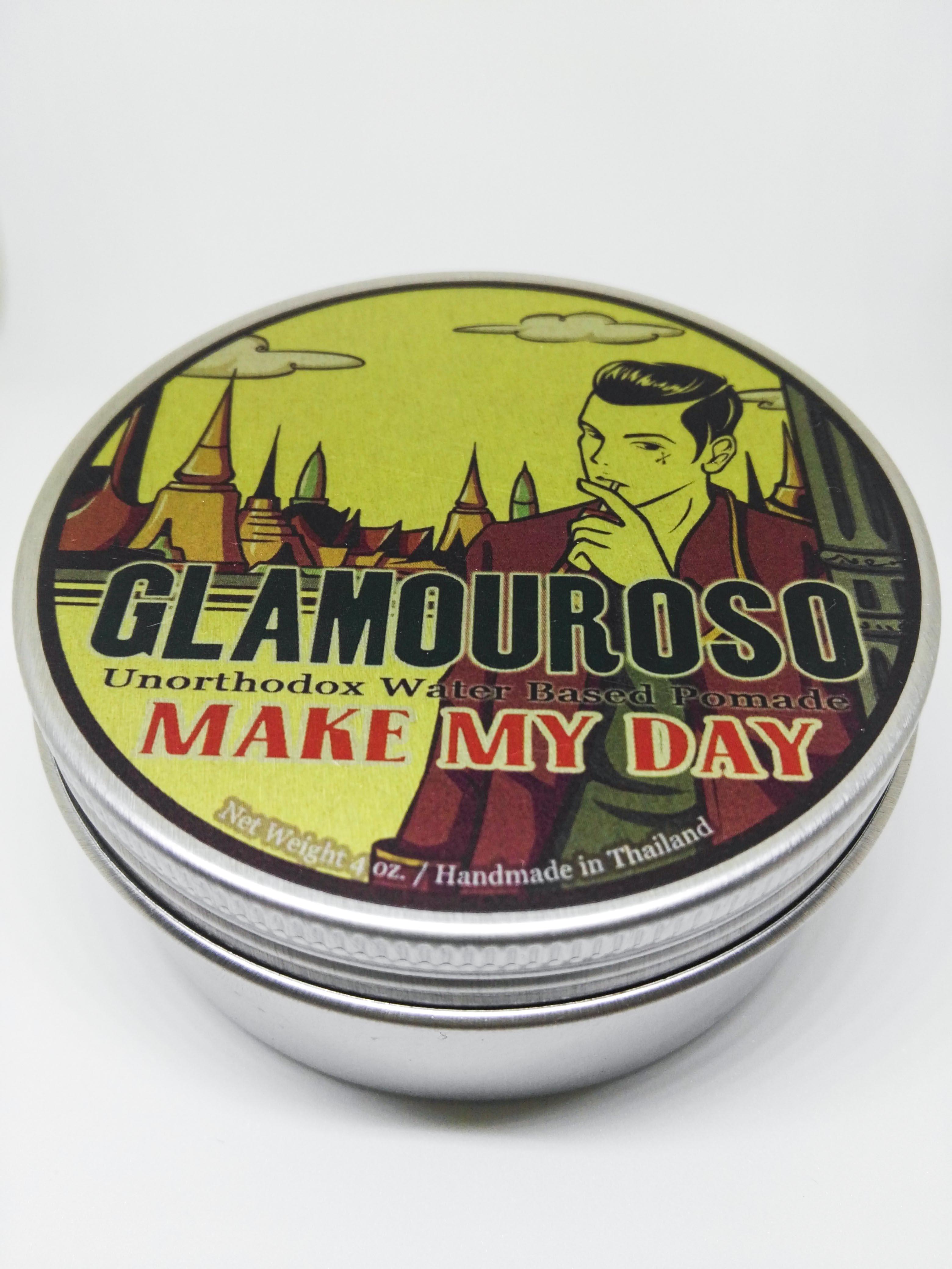 "GLAMOUROSO ""Make My Day"" (Unorthodox Water Based) ขนาด 4 oz."