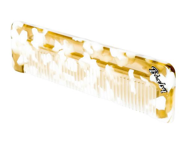 หวี BIXBY COMB สี White Gold (Hand Made in USA)