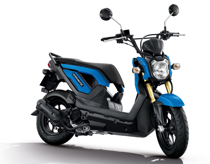 ชุดสี Zoomer-X (2012-2013) แท้ศูนย์ฮอนด้า
