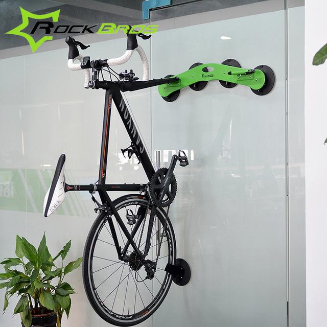 แร็คจักรยานสุญญากาศ สำหรับ 2 คัน ** เหลือสีขาว