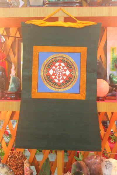 ภาพผ้าทังก้า ( Thanka ) มันดาลา
