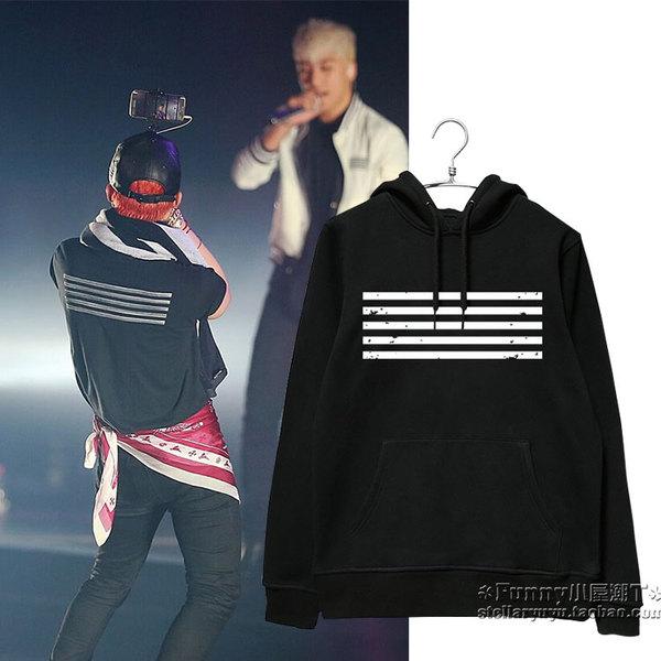 Hoodie BIGBANG MADE -ระบุสมาชิก/ไซต์/สี-