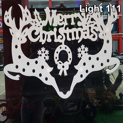 โฟม กวาง merry christmas cl-506