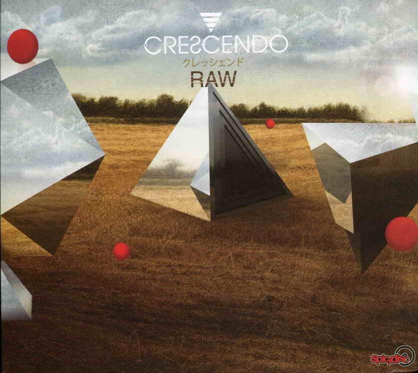 Crescendo - Raw (CD)
