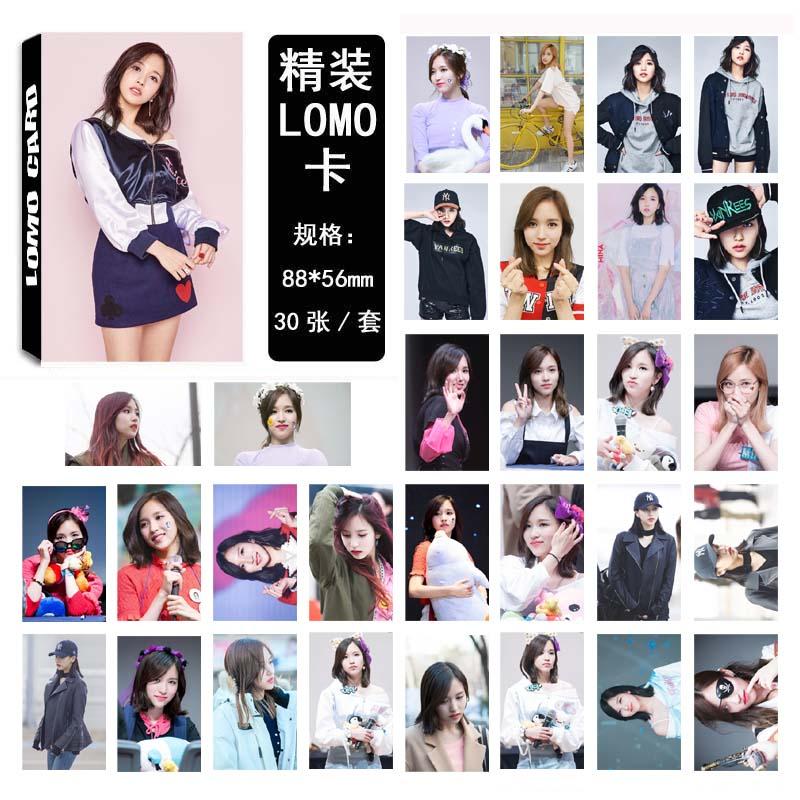 Lomo card set Twice - Mina (30pc)