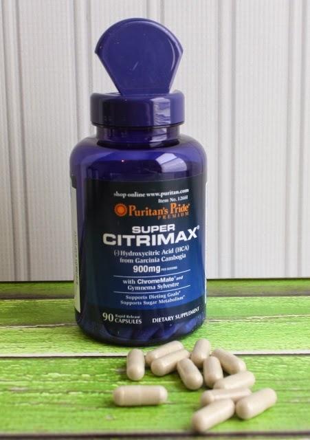 ลดน้ำหนัก super citrimax