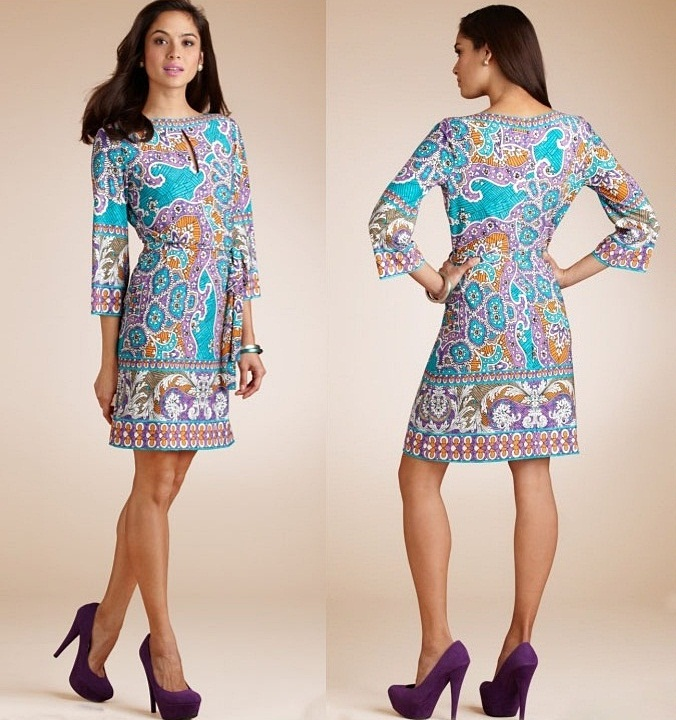 PUC97 Preorder / EMILIO PUCCI DRESS STYLE