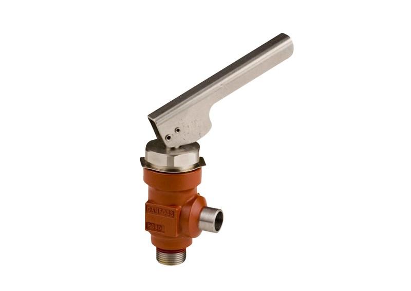 QDV, oil drain valves