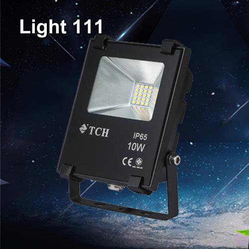 สปอร์ตไลท์ LED 10w (มอก.) แสงสีวอมไวท์ ( รุ่นใหม่ )