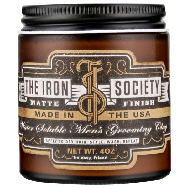 The Iron Society Matte Clay (Water Based) ขนาด 4 oz.