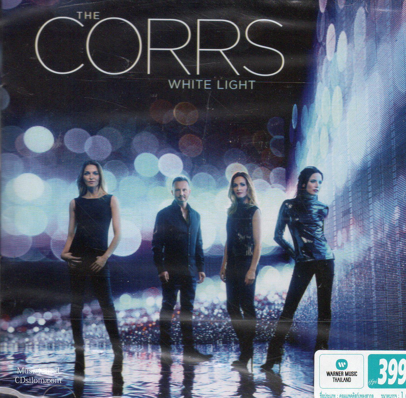 CD,The Corrs - White Light (2015)(Thai)