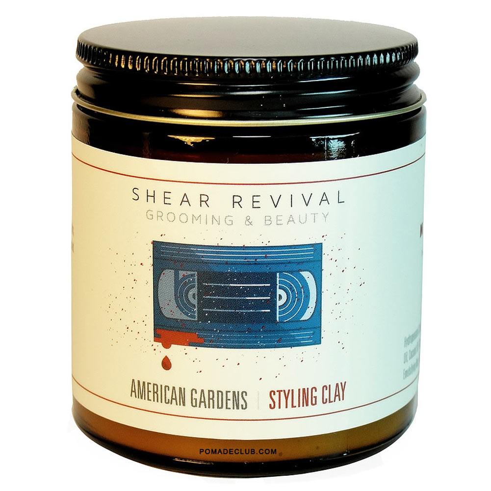 Shear Revival - American Garden (Matte Clay) ขนาด 4 oz.