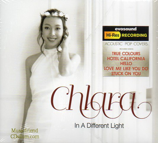 CD,Chlara In A Different Light