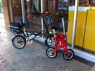 เช่าแร็คจักรยาน กระเป๋าจักรยาน